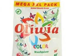 Бытовая химия . Стиральный порошок Оливия Color 3 кг