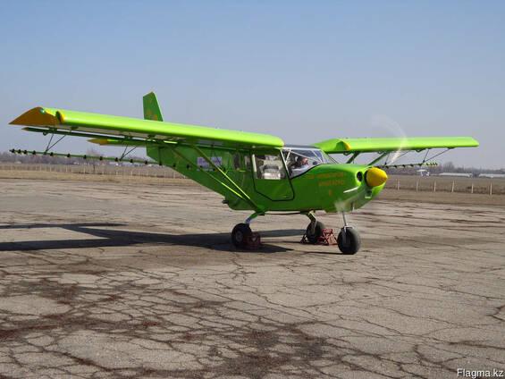 Цельнометаллический 4-х местный самолет CH801-HDEW АРАЙ АГРО
