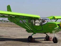Цельнометаллический 4-х местный самолет CH801 АРАЙ АГРО