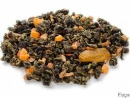 """Чай зелёный ароматизированный """"Сладкая груша"""" 0,5кг."""
