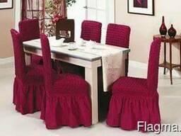 Чехлы на стулья х\б