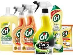 CIF- Cif моющее средство