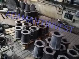 Цилиндр ВД на компрессор КТ-6, КТ-7 34. 00. 00. 06-001