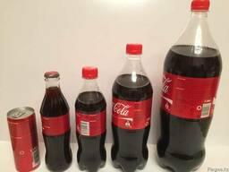 Coca-Cola, Fanta, Sprite, Pepsi, 7UP, Mirinda