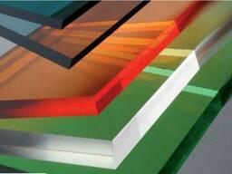 Цветной монолитный поликарбонат Woggel 2 mm