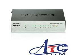 D-Link DGS-1008D/J2A Коммутатор 8-порт10/100/1000 неуправляе