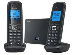 DECT и проводные IP-телефон Gigaset