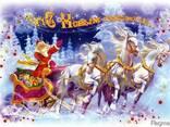 Дед Мороз и Снегурочка на дом Алматы - фото 5
