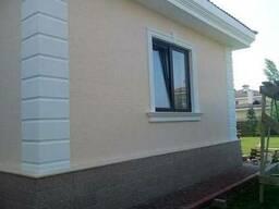 Декор из полиуретана для фасада и интерьера