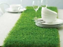 Декоративный искусственный газон