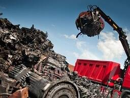Демонтаж и покупка металлолома