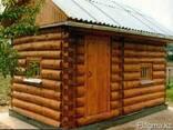 Деревянные хоз домики