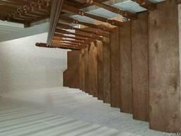Деревянные лестницы.