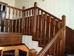 Деревянные лестницы в Шымкенте