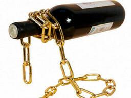 Держатель для бутылок «Цепь»