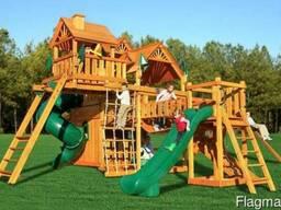 Детские игровые площадки!