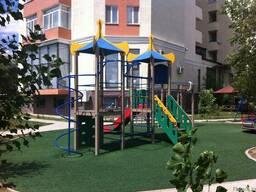 Детские игровые и спортивные комплексы вам во двор