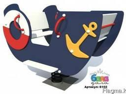 Детские площадки Игровой модуль кораблик