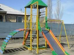 Детский игровой комплекс (более 30 видов)