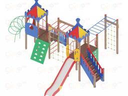 Детский игровой комплекс ДИК 1901 «Волшебный город»