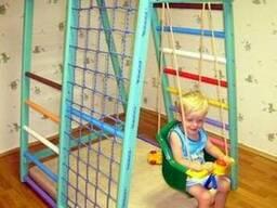 Детский спортивно -игровой комплекс для квартиры