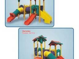 Детское игровое оборудование. - фото 2