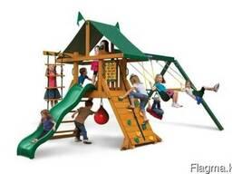 Детское игровое оборудование США - фото 2