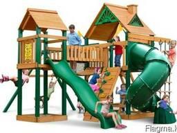 Детское игровое оборудование США - фото 5