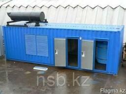 ДГУ, блок-контейнеры зима-лето на заказ