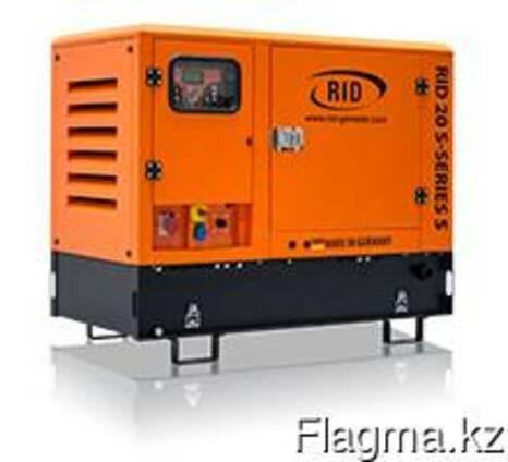 ДГУ (дизельные генераторные установки)