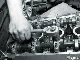 Диагностика и капитальный ремонт двигателя