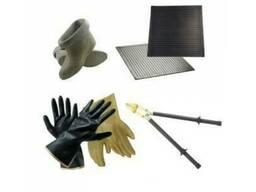 Перчатки диэлектрическиеДиэлектрическая защита
