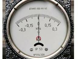 Дифманометр тягонапоромер по цене завода изготовителя