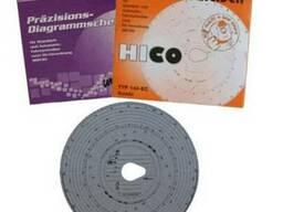 Диски тахографа HICO (125 км.)