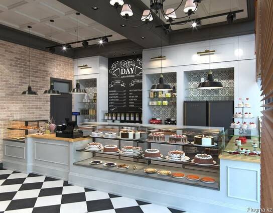 Дизайн интерьера общественных помещений, ресторанов, офисов.