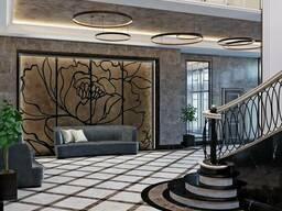 Дизайн интерьера общественных помещений, ресторанов, офисов. - photo 2