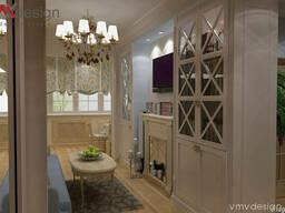 Дизайн квартиры, коттеджа