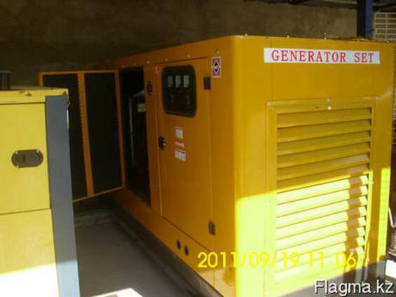 Дизел генератор от 10 квт до 1000 квт