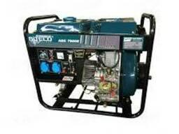 Дизель генератор Alteco ADG-7500 E