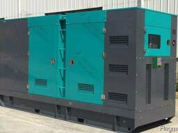 Дизель генератор Genset Machinery G165
