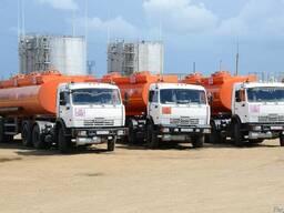 Дизельное топливо, бензин АИ-92, реализация ГСМ