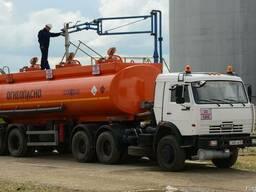 Дизельное топливо, бензин АИ-92, реализация ГСМ - фото 2