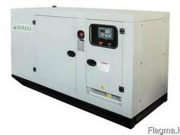 Дизельный генератор 30 квт с АВР в кожухе