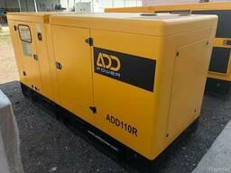 Дизельный генератор ADD110R 80кВт/100кВА