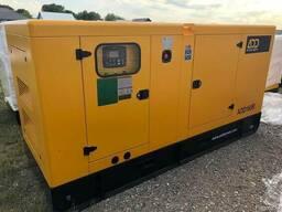 Дизельный генератор ADD165R 120кВт/150кВА
