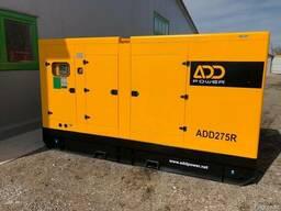 Дизельный генератор ADD225R 160кВт/180кВА