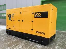 Дизельный генератор ADD275R 200кВт/250кВА