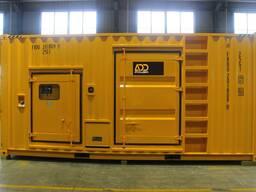 Дизельный генератор ADD550SWD POWER - 440 кВт с АВР