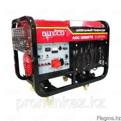 Дизельный генератор Alteco Adg 12000 TE (L) - 11квт