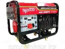 Дизельный генератор Alteco Adg 12000 TE (L) - 11квт - фото 1